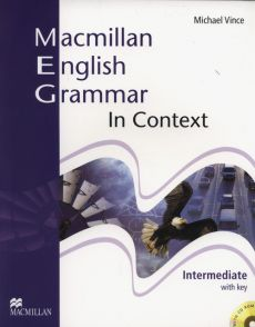 Macmillan English Grammar in Context Intermediate with key + CD - Michael Vince, Michael Vince