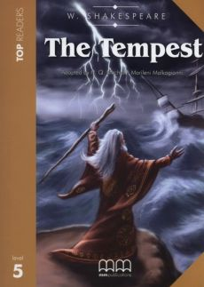 The Tempest  Top Readers Level 5 - H.Q. Mitchell