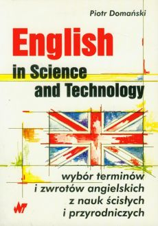 English in Science and Technology - Piotr Domański