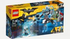 Lego Batman Lodowy atak Mr. Freezea