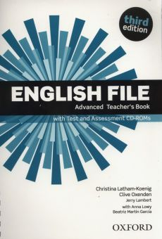 English File Advanced Teacher's Book + CD - Outlet - Jerry Lambert, Christina Latham-Koenig, Clive Oxenden