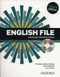 English File Advanced Student's Book + DVD - Jerry Lambert, Christina Latham-Koenig, Clive Oxenden