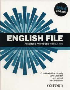 English File Advanced Workbook - Jerry Lambert, Christina Latham-Koenig, Clive Oxenden