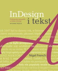 InDesign i tekst - Nigel French