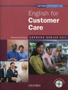 English for Customers Care Student's Book + CD-ROM - Rosemary Richey