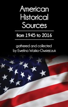 American Historical Sources from 1945 to 2016