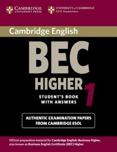 Cambridge English BEC Higher 1 Student's Book with answers
