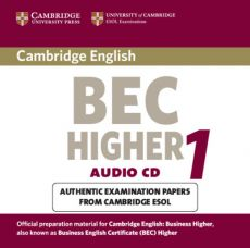 Cambridge BEC Higher 1 Audio CD