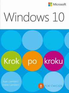 Windows 10 Krok po kroku - Joan Lambert, Steve Lambert