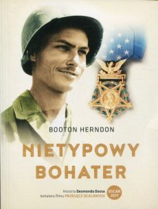Nietypowy bohater - Outlet - Booton Herndon