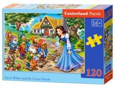 Puzzle Snow White and the Seven Dwarfs 120