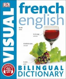 French English Bilingual Visual Dictionary - Outlet
