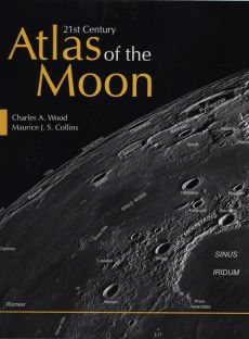 21st Century Atlas of the Moon - Collins Maurice J.S., Wood Charles A.
