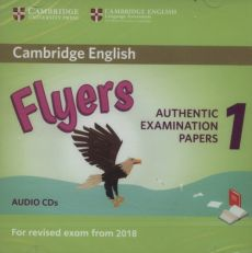 Cambridge English Flyers 1 Audio CDs