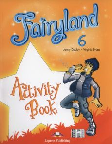 Fairyland 6 Activity Book - Outlet - Jenny Dooley, Virginia Evans