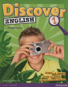 Discover English 1 Podręcznik wieloletni + CD - Izabela Hearn, Jayne Wildman