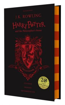 Harry Potter and the Philosopher's Stone Gryffindor - J.K. Rowling
