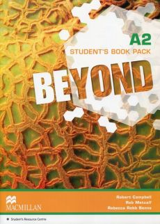 Beyond A2 Student's Book Pack - Benne Rebecca Robb, Robert Campbell, Rob Metcalf