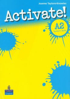 Activate A2 Teacher' Book - Joanne Taylore-Knowles