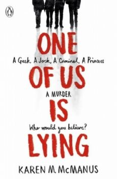 One Of Us Is Lying - McManus  Karen