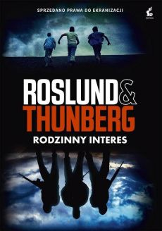 Rodzinny interes - Outlet - Anders Roslund, Stefan Thunberg