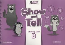 Oxford Show and Tell 3 Numeracy book B - Kirstie Grainger