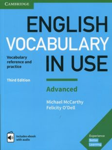 English Vocabulary in Use Advanced - Outlet - Michael McCarthy, Felicity O'Dell