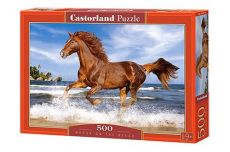 Puzzle 500 Horse on the Beach