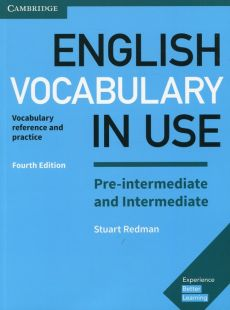 English Vocabulary in Use Pre-intermediate and Intermediate with answers - Stuart Redman