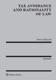 Tax avoidance and rationality of law - Hanna Filipczyk