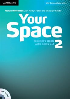 Your Space 2 Teacher's Book + Tests CD - Outlet - Martyn Hobbs, Garan Holcombe, Starr Keddle Julia