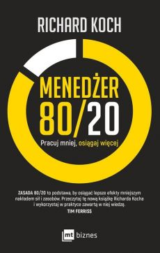 Menedżer 80/20 - Richard Koch