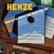 Henze Complete Music For Solo Guitar
