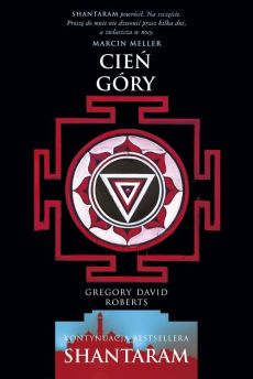 Cień góry - Gregory David Roberts