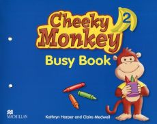 Cheeky Monkey 2 Busy Book - Cheeky Monkey 2 Busy Book