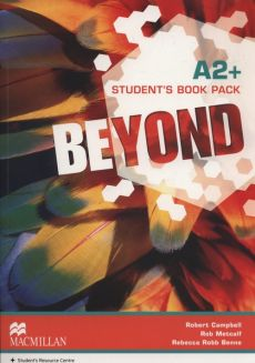 Beyond A2+ Student's Book Pack - Robert Campbell, Rob Metcalf, Robb Benne Rebecca