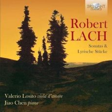SONATAS AND LYRISCHE STUCKE FOR VIOLA D'AMORE AND PIANO
