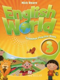 English World 3 Grammar Practice Book - Outlet - Nick Beare