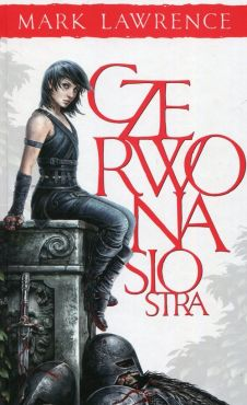 Czerwona siostra Tom 1 - Outlet - Mark Lawrence