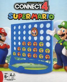 Connect 4 Super Mario