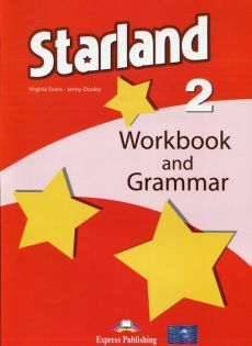 Starland 2 Workbook and grammar - Jenny Dooley, Virginia Evans