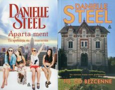 Apartament / To, co bezcenne - Danielle Steel