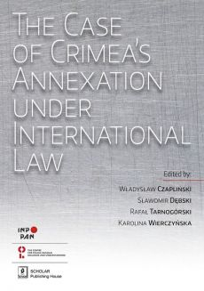The Case of Crimea's Annexation Under International Law - Outlet