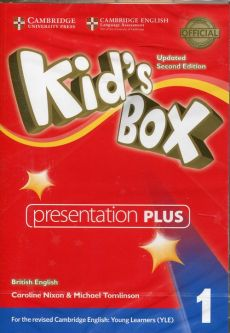 Kid's Box 1 Presentation Plus