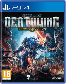 Space Hulk Deathwing Enhnaced Edition Ps4