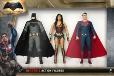 Zestaw 3 figurek Batman VS Superman
