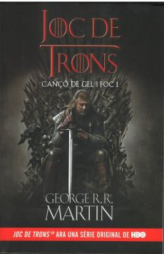 Joc de trons Canco de gel i foc 1 - Outlet - George R.R. Martin
