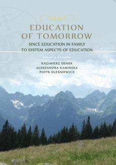 Education of Tomorrow. Since education in family to system aspects of education - Wojciech Wiesner, Bogusław Ogrodnik: Role of models in swimming education