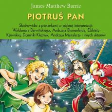 Piotruś Pan - James Matthew  Barrie