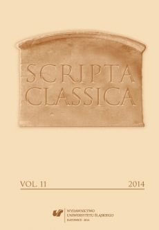 """Scripta Classica. Vol. 11 - 10 """"Poetics"""" by Aristotle versus Dogme 95, that is What Aristotle Has in Common with Contemporary Film-Making"""